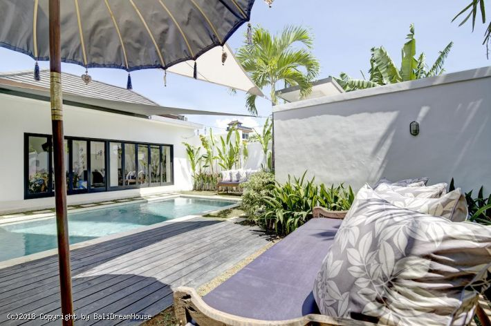 2-Bedroom villa for yearly rent in Seminyak