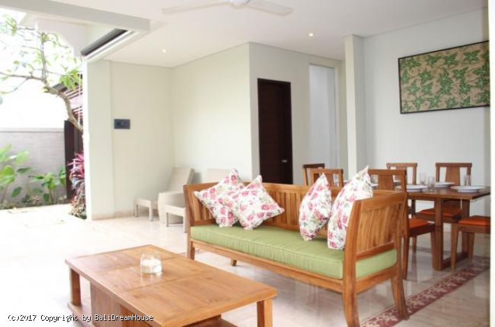 3-Bedroom villa for rent in Canggu