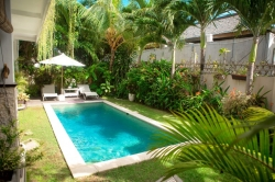 Long term rental villa in Seminyak: