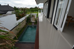 Long term rental villa in Umalas: