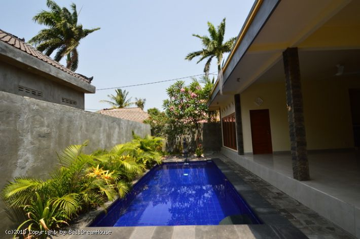 2 Bedroom Villa For Rent In Seminyak Kuta