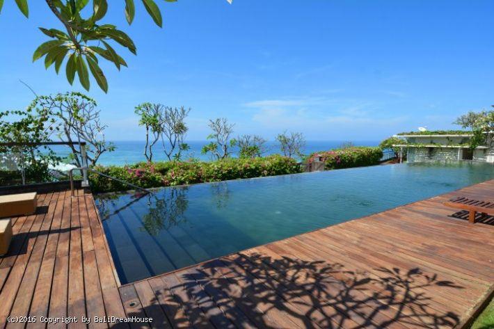 4-Bedroom Ocean View villa for rent in Nusa Dua