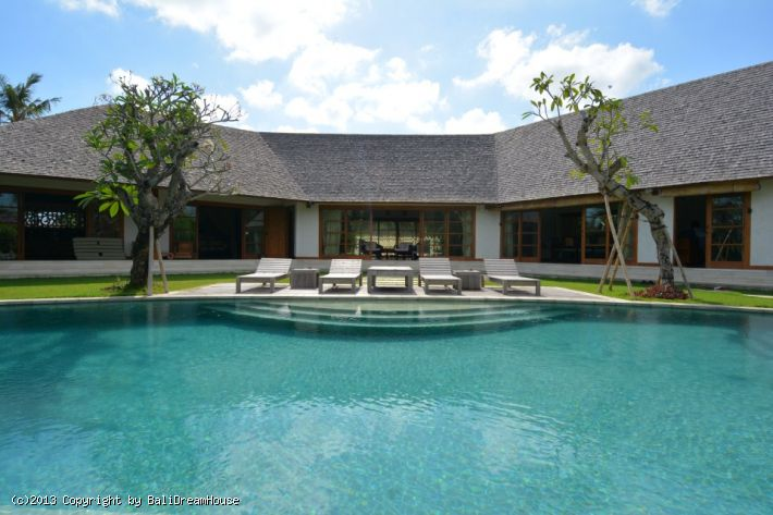3-Bedroom Villa for rent in Pererenan, Canggu