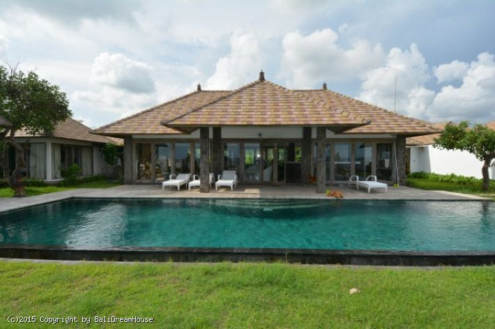 5 Bedroom Beach Front Villa For Rent In Ketewel Gianyar