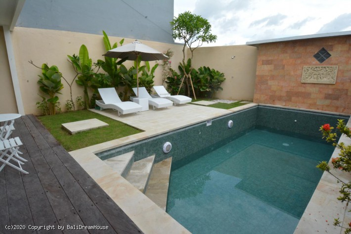 4-Bedroom villa for rent in Canggu