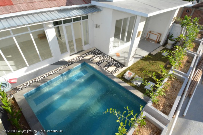 2-Bedroom villa for rent in Canggu