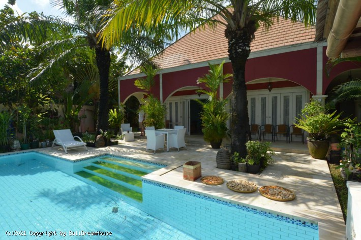 3-Bedroom villa for rent in Nusa Dua
