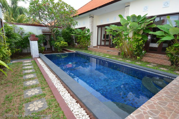 2-Bedroom villa for rent in Seminyak