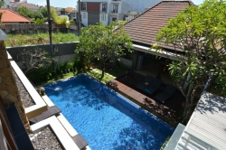 Villa for long term rent in Seminyak: