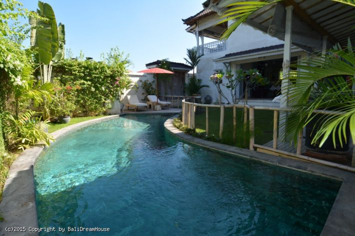 3-Bedroom villa for rent in Umalas