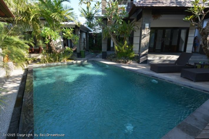 Villa for rent in Bumbak, Umalas