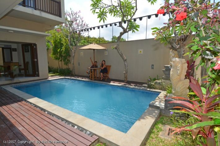 3-Bedroom villa for rent in Sanur