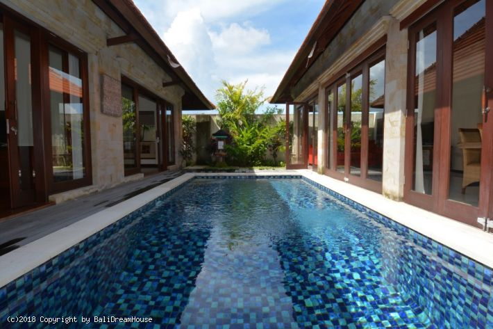 2-Bedroom villa for yearly rent in Sanur