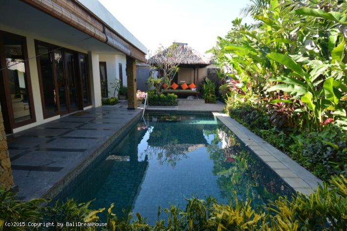 4-Bedroom villa for rent in Sanur