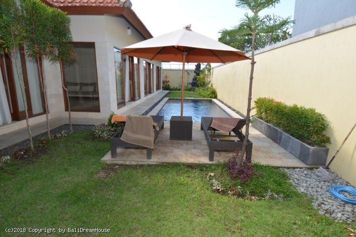 3-Bedroom Villa for yearly rent in Sanur