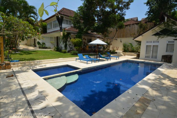 Amazing 3,5-bedroom villa for rent in Umalas