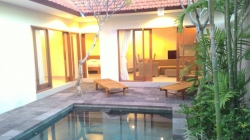 2-Bedroom villa for rent in Sanur: