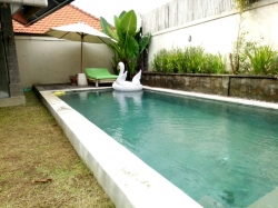 2-Bedroom villa for rent in Umalas