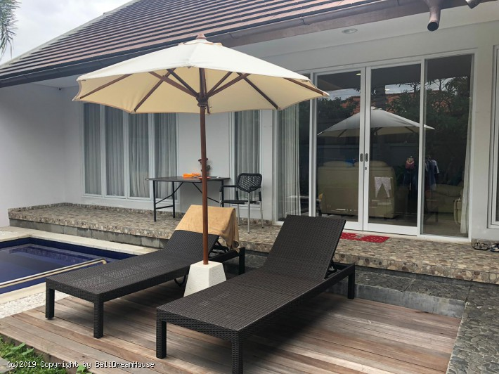 3-Bedroom villa for rent in Kerobokan