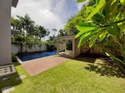 Long term rental villa in Nusa Dua:
