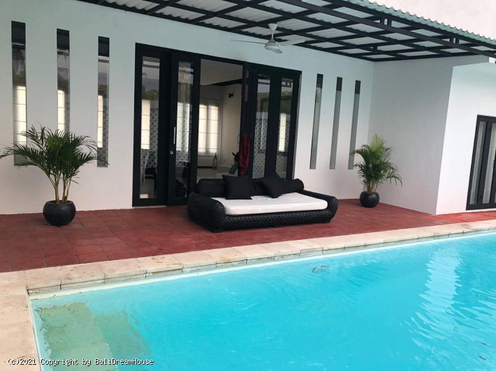 4-Bedroom villa for rent in Umalas