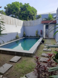 3-Bedroom villa for yearly rent in Kerobokan