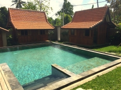 Joglo villa for yearly rent in Pererenan: