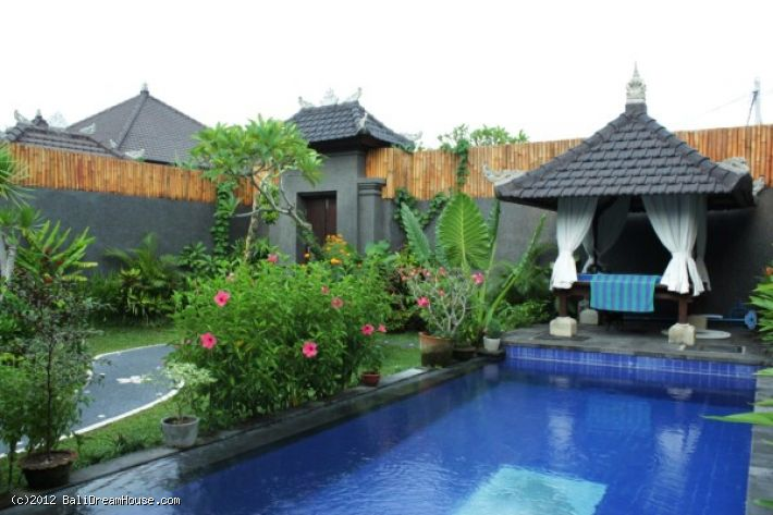 2-Bedroom Over Contract Villa in Kerobokan